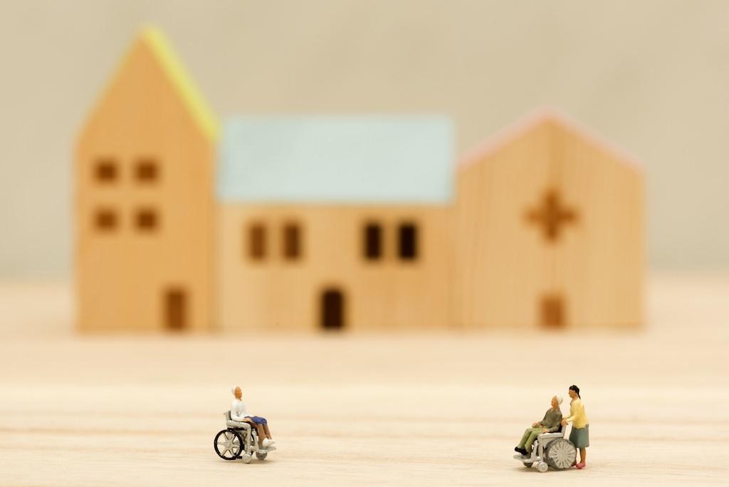 小規模多機能型居宅介護施設